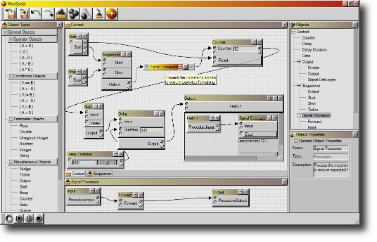 Visual Programming Languages - Snapshots